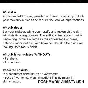 tarte Makeup - 🆕 Tarte Smooth Operator Amazonian Clay Powder